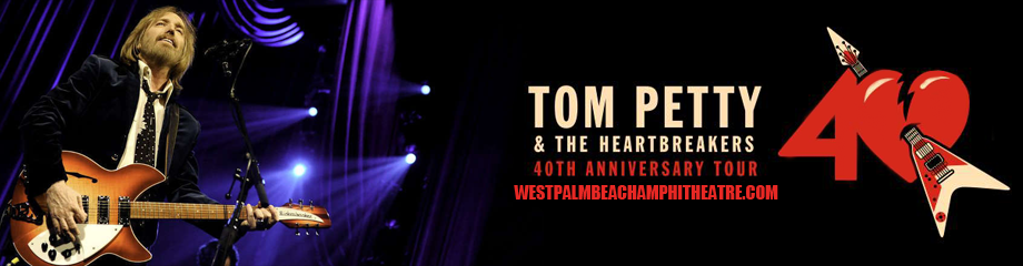 Tom Petty And The Heartbreakers & Joe Walsh at Perfect Vodka Amphitheatre