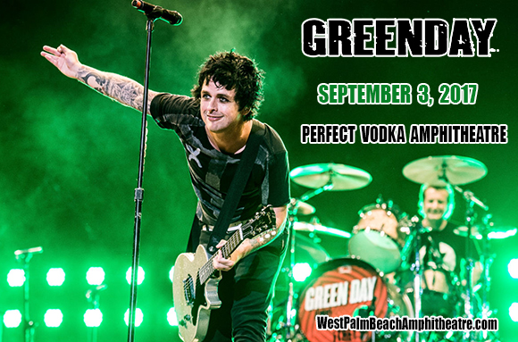 Green Day & Catfish and The Bottlemen at Perfect Vodka Amphitheatre