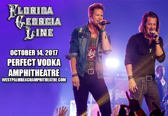 Florida Georgia Line, Nelly & Chris Lane at Perfect Vodka Amphitheatre