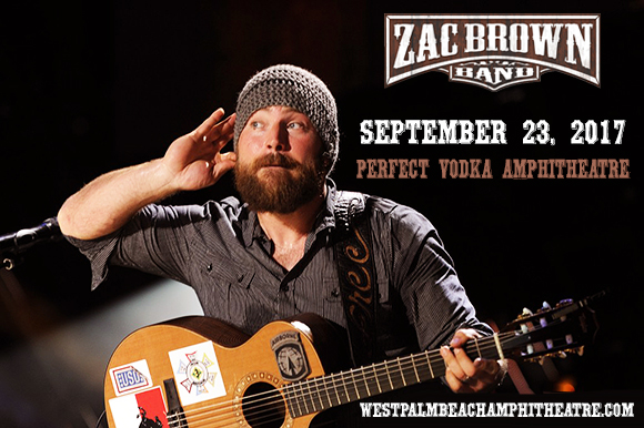 Zac Brown Band at Perfect Vodka Amphitheatre