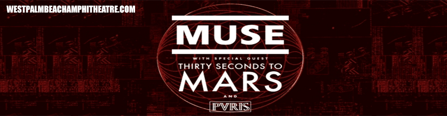 Muse & 30 Seconds To Mars at Perfect Vodka Amphitheatre