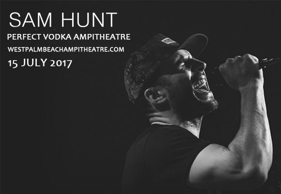 Sam Hunt, Maren Morris & Chris Janson at Perfect Vodka Amphitheatre