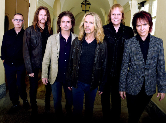 Styx, REO Speedwagon & Don Felder  at Perfect Vodka Amphitheatre