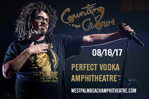 Counting Crows & Matchbox Twenty at Perfect Vodka Amphitheatre
