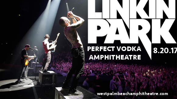 Linkin Park & Machine Gun Kelly at Perfect Vodka Amphitheatre