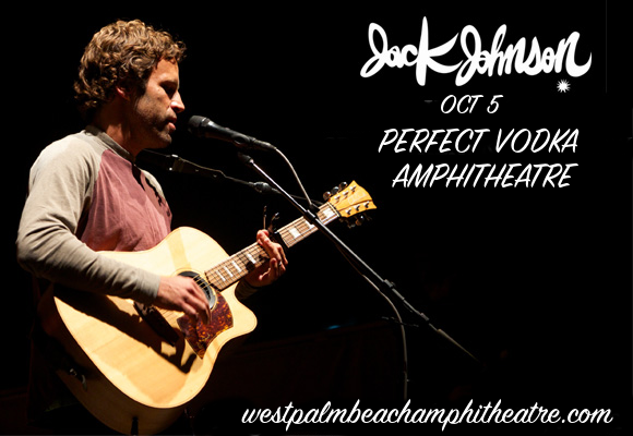 Jack Johnson at Perfect Vodka Amphitheatre