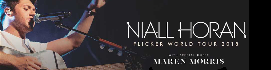 Niall Horan & Maren Morris at Perfect Vodka Amphitheatre