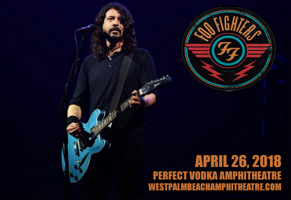 Foo Fighters at Perfect Vodka Amphitheatre