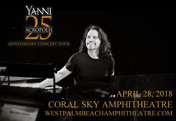 Yanni at Coral Sky Amphitheatre