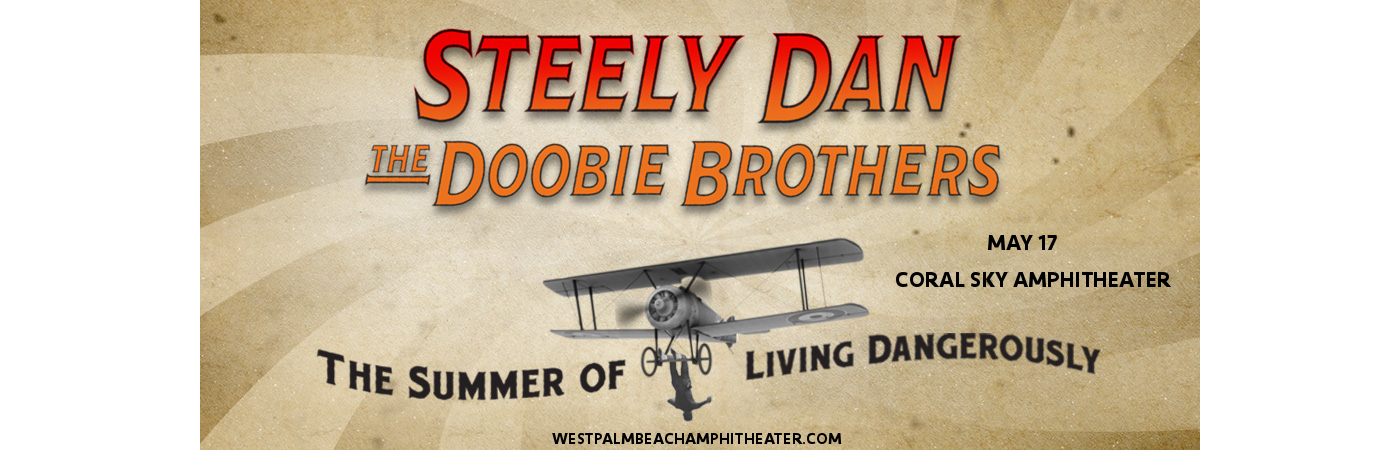 Steely Dan & The Doobie Brothers at Coral Sky Amphitheatre