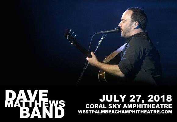 Dave Matthews Band at Coral Sky Amphitheatre