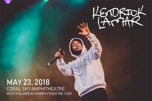 Kendrick Lamar, SZA & Schoolboy Q at Coral Sky Amphitheatre