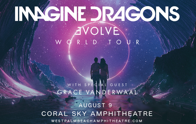 Imagine Dragons at Coral Sky Amphitheatre