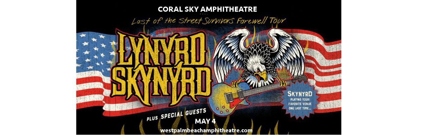 Lynyrd Skynyrd at Coral Sky Amphitheatre