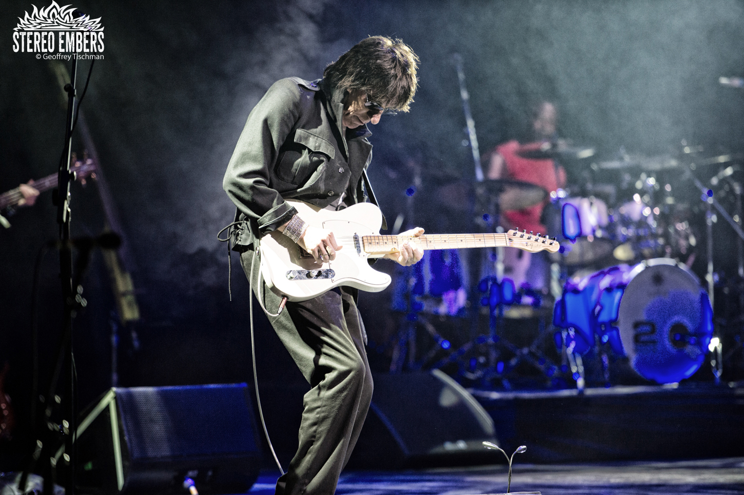 Jeff Beck, Paul Rodgers & Ann Wilson at Coral Sky Amphitheatre