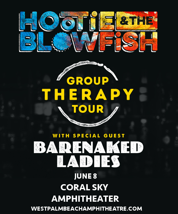 Hootie & The Blowfish at Coral Sky Amphitheatre