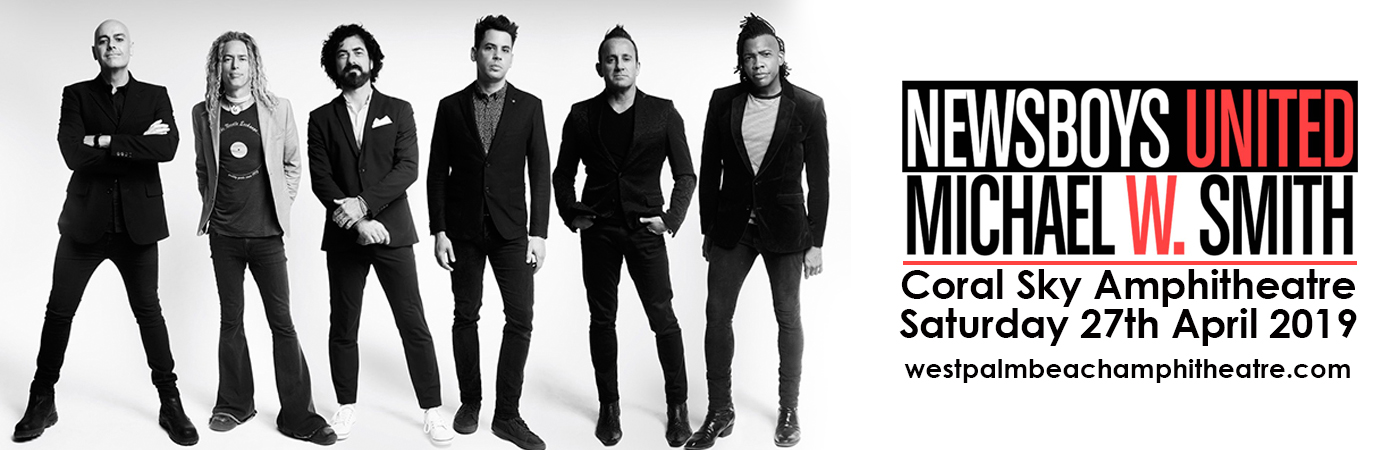 Michael W. Smith & Newsboys at Coral Sky Amphitheatre