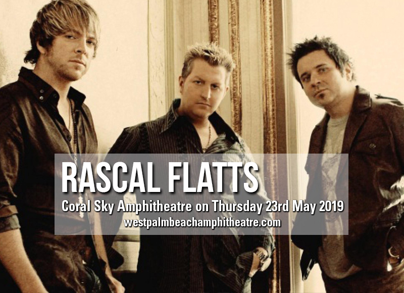 Rascal Flatts at Coral Sky Amphitheatre