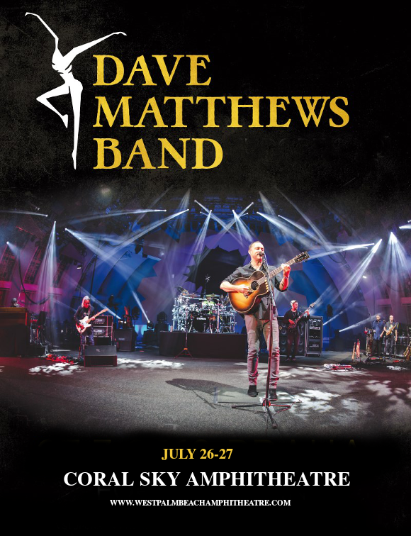 Dave Matthews Band at Coral Sky Amphitheatre