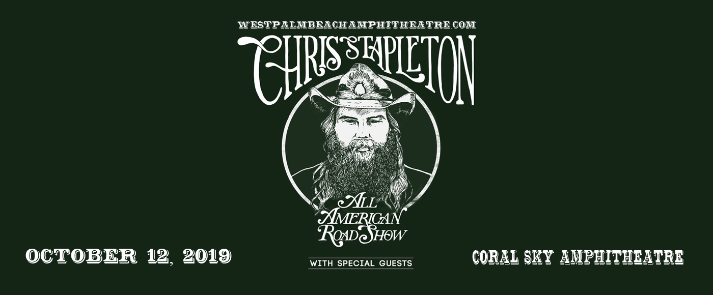 Chris Stapleton at Coral Sky Amphitheatre