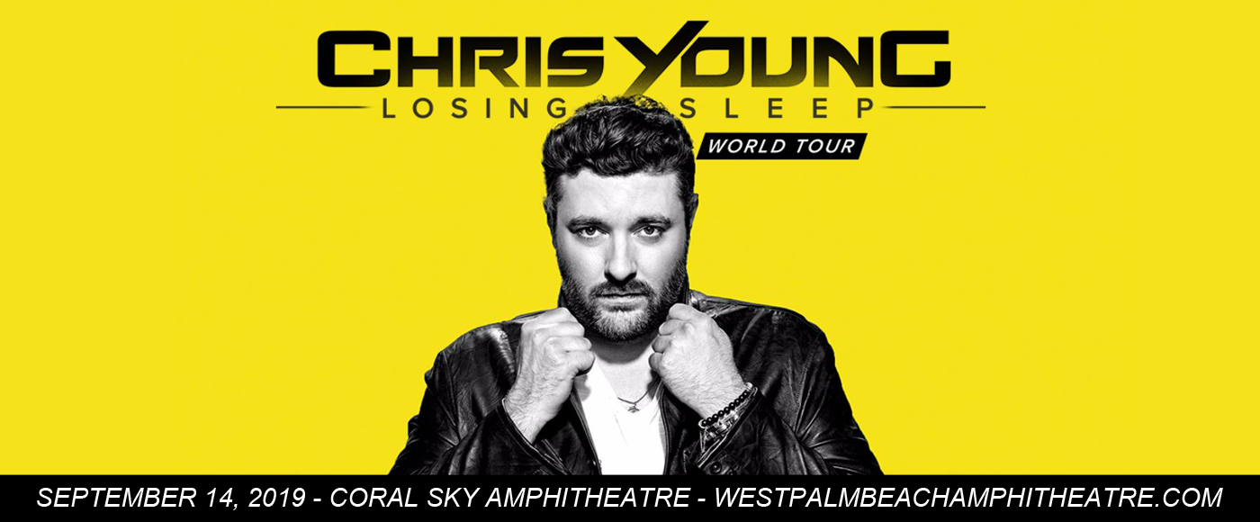 Chris Young & Chris Janson at Coral Sky Amphitheatre