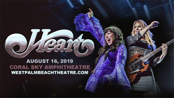 Heart & Elle King at Coral Sky Amphitheatre