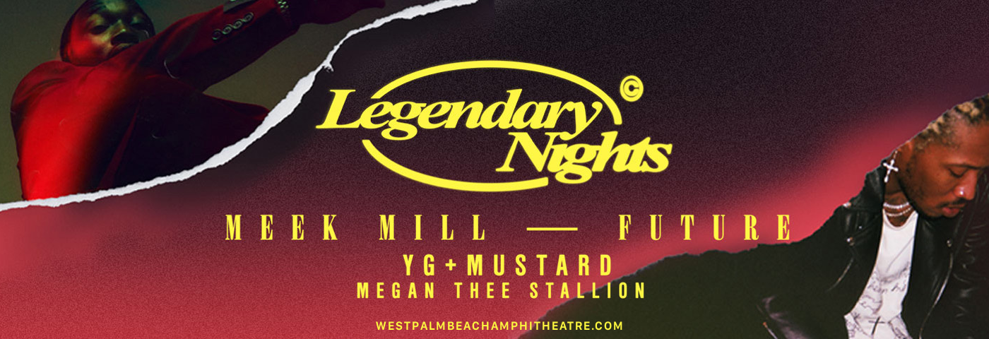 Meek Mill & Future at Coral Sky Amphitheatre