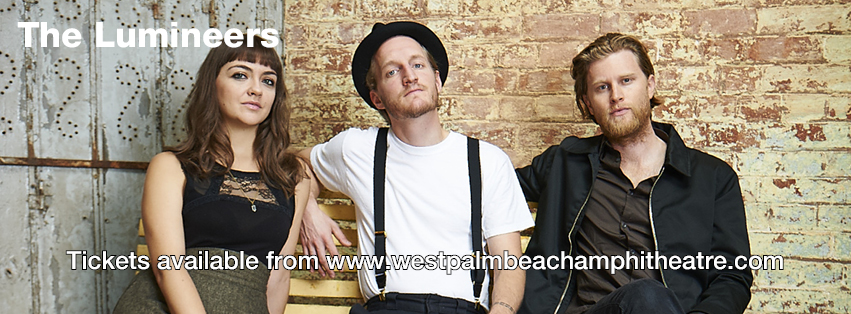 The Lumineers at Coral Sky Amphitheatre