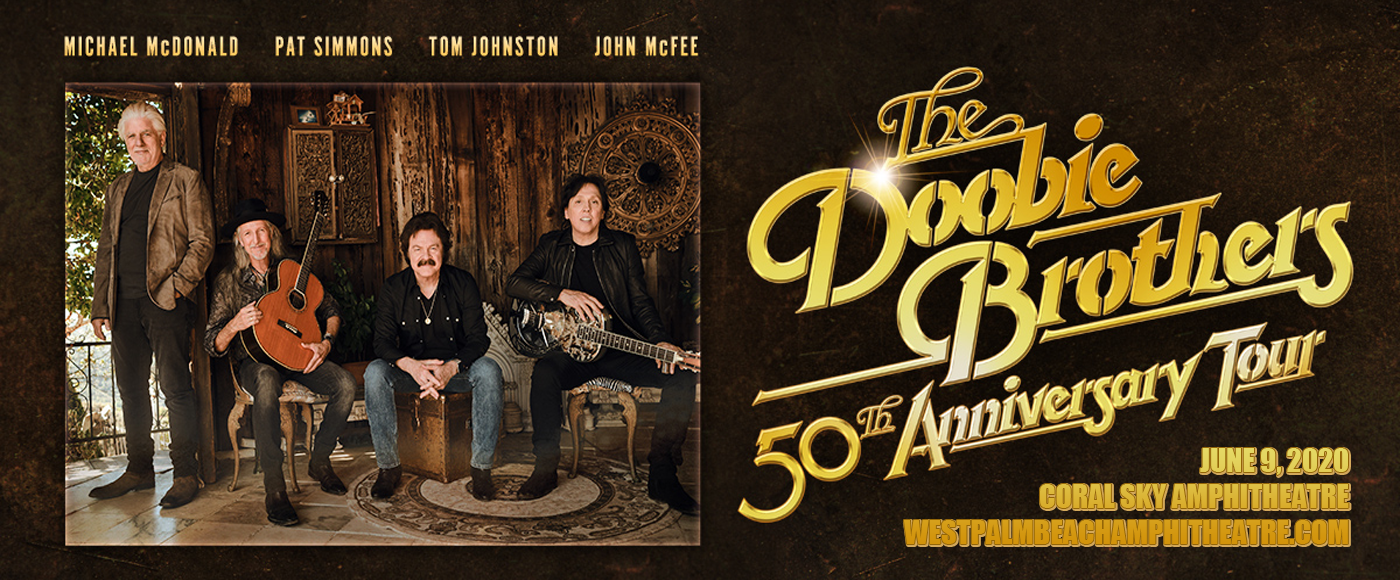 The Doobie Brothers & Michael McDonald at Coral Sky Amphitheatre