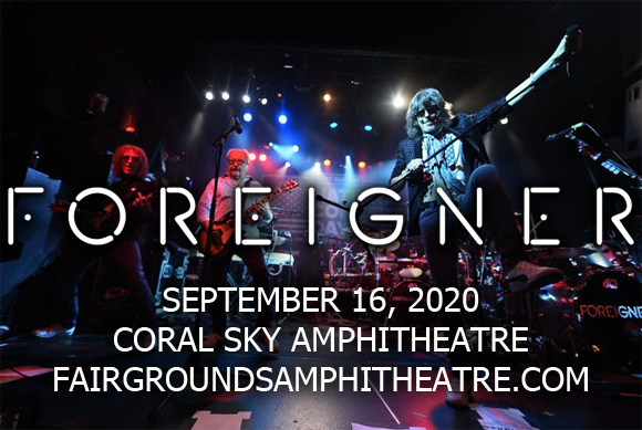 Foreigner, Kansas & Europe at Coral Sky Amphitheatre
