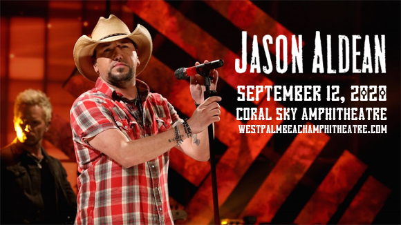 Jason Aldean, Brett Young, Mitchell Tenpenny & Dee Jay Silver at Coral Sky Amphitheatre