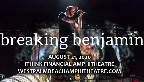 Breaking Benjamin & Bush at iTHINK Financial Amphitheatre