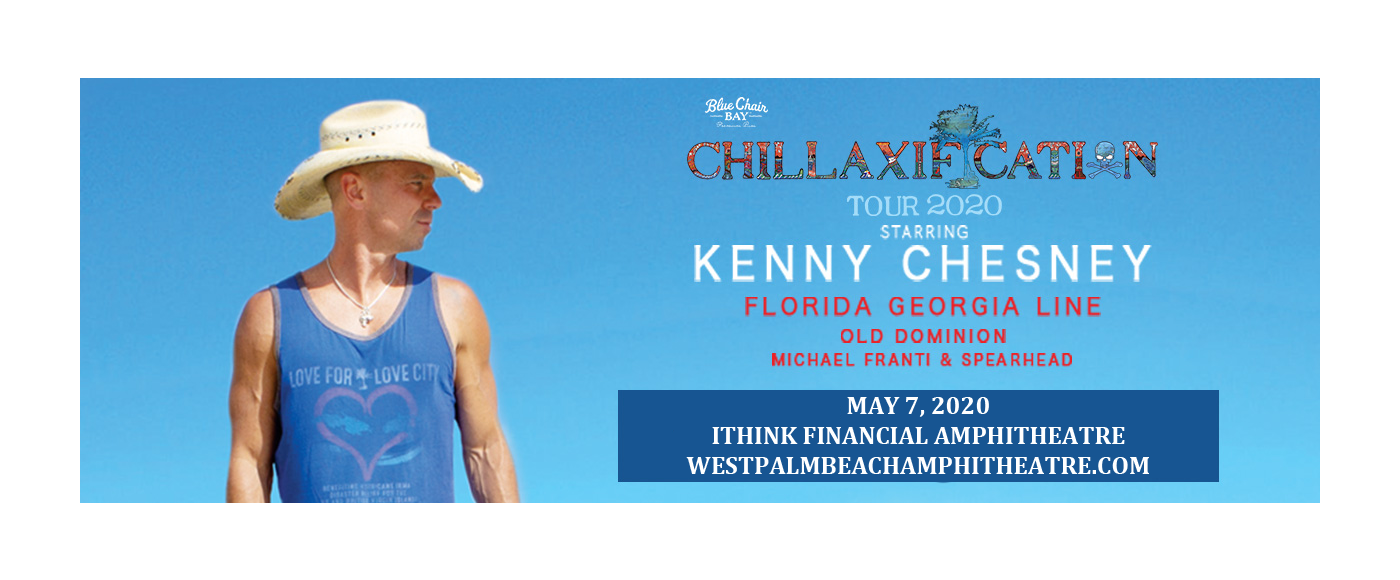 Kenny Chesney at iTHINK Financial Amphitheatre