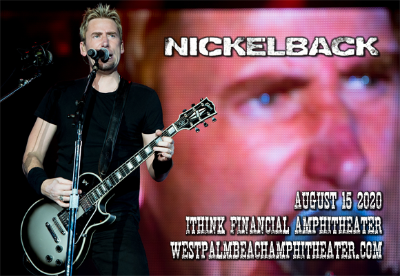 Nickelback, Stone Temple Pilots & Switchfoot at iTHINK Financial Amphitheatre