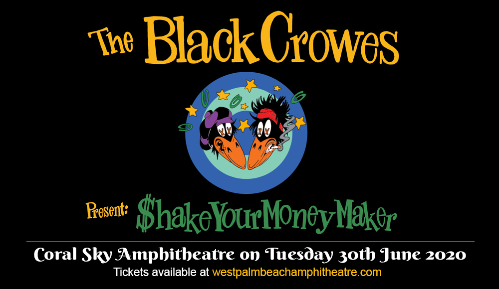 The Black Crowes [POSTPONED] at iTHINK Financial Amphitheatre