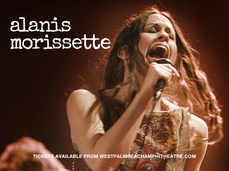 Alanis Morissette [POSTPONED] at iTHINK Financial Amphitheatre