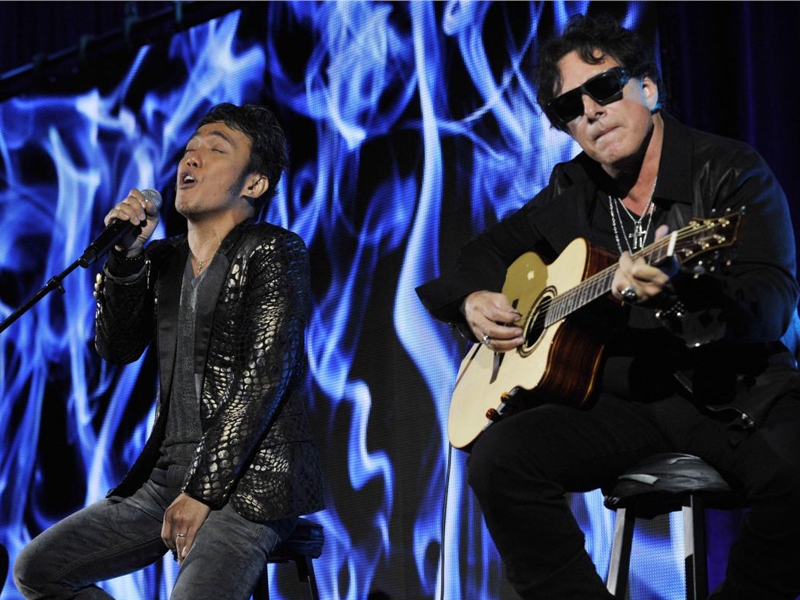 Journey & The Pretenders [CANCELLED] at iTHINK Financial Amphitheatre