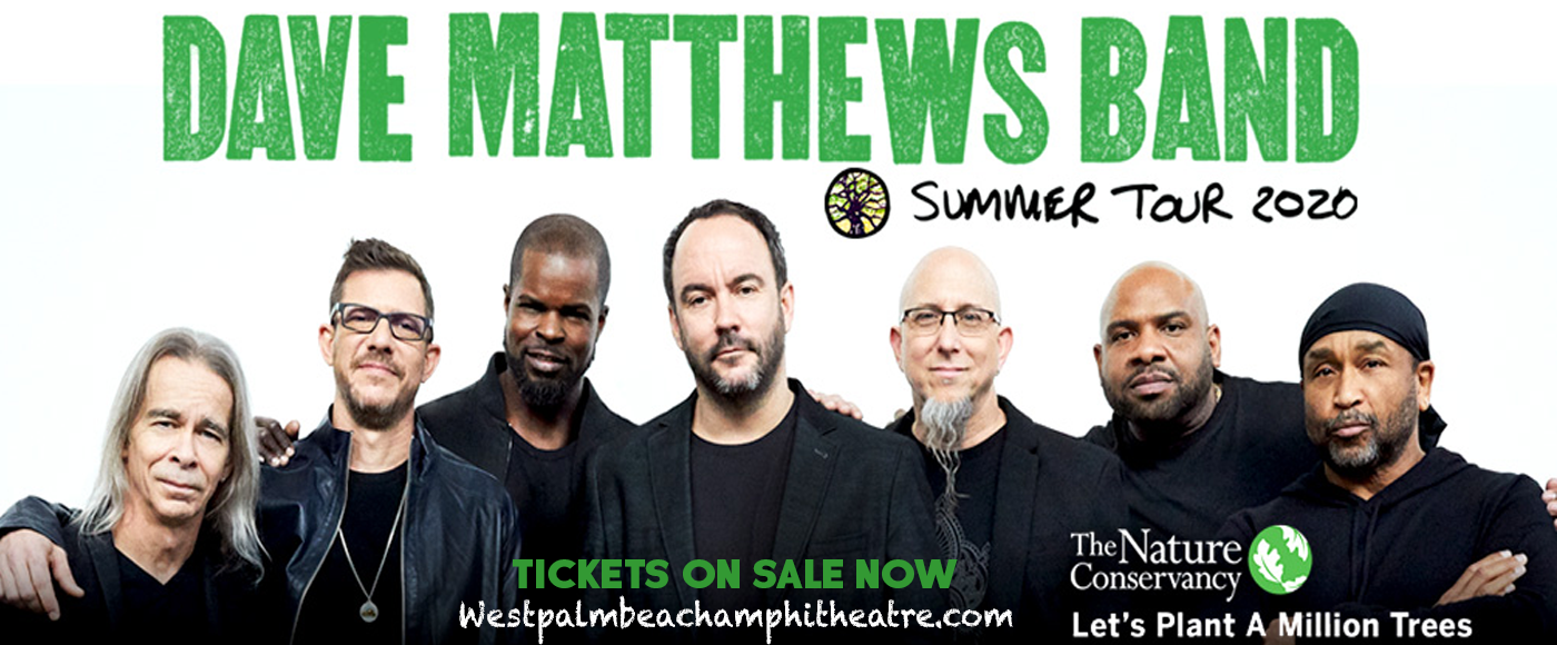 Dave Matthews Band at iTHINK Financial Amphitheatre