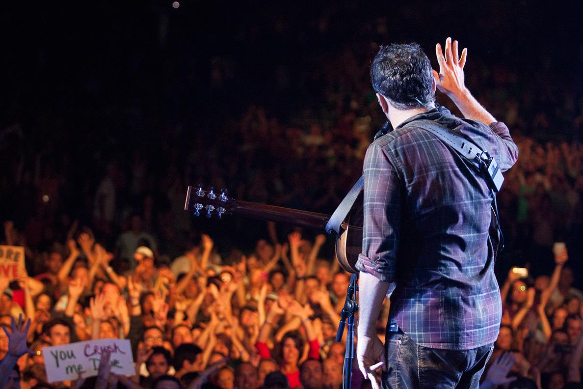 Dave Matthews Band at iTHINK Financial Amphitheatre