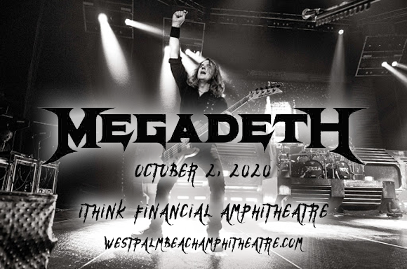 Megadeth & Lamb of God at iTHINK Financial Amphitheatre