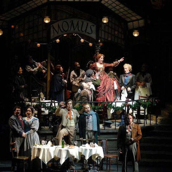 Palm Beach Opera: La Boheme at iTHINK Financial Amphitheatre