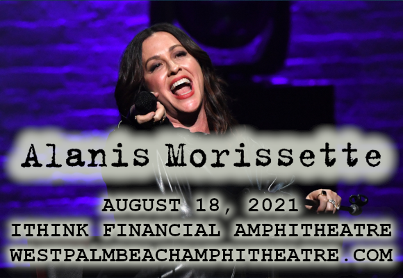 Alanis Morissette at iTHINK Financial Amphitheatre