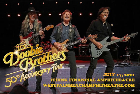 The Doobie Brothers & Michael McDonald at iTHINK Financial Amphitheatre