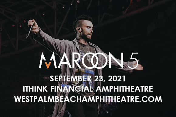 Maroon 5 & Meghan Trainor at iTHINK Financial Amphitheatre