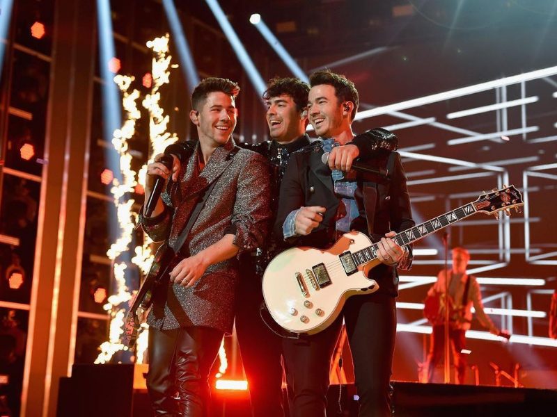 The Jonas Brothers: Remember this Tour at iTHINK Financial Amphitheatre