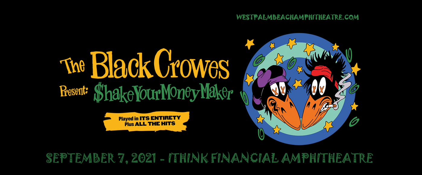The Black Crowes at iTHINK Financial Amphitheatre